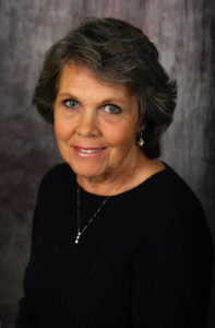 Head shot of Myrna, Portneuf Cancer Center